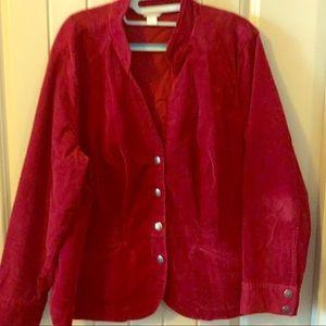 CJBanks Corduroy jacket